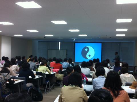 大阪での風水講座、大盛り上がり!_c0125114_2315166.jpg