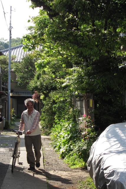 鎌倉  住みたい脇道_b0061717_0464561.jpg