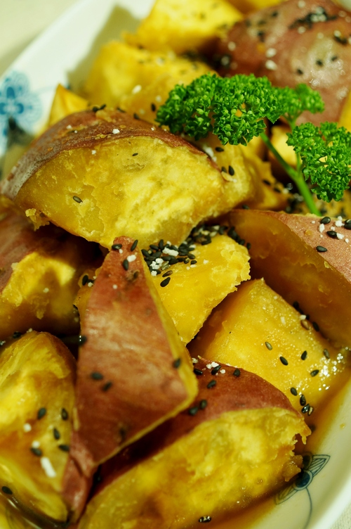 【晩ご飯は鱈チリやすいとんなど♪】_b0033423_035438.jpg