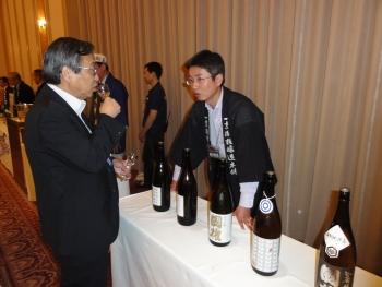 第27回 酒人好の会~日本酒~_b0089344_11214333.jpg