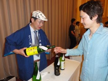 第27回 酒人好の会~日本酒~_b0089344_1122014.jpg