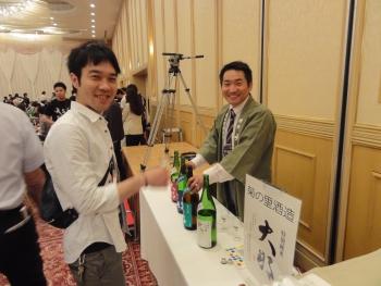 第27回 酒人好の会~日本酒~_b0089344_1123714.jpg
