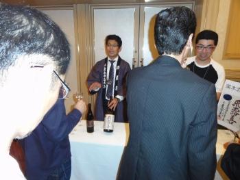 第27回 酒人好の会~日本酒~_b0089344_11252158.jpg