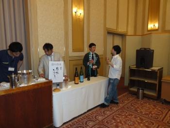 第27回 酒人好の会~日本酒~_b0089344_1125254.jpg