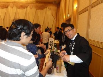 第27回 酒人好の会~日本酒~_b0089344_11263235.jpg
