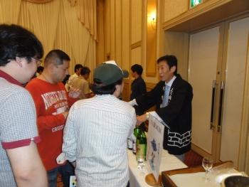 第27回 酒人好の会~日本酒~_b0089344_11264754.jpg