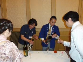 第27回 酒人好の会~日本酒~_b0089344_112769.jpg