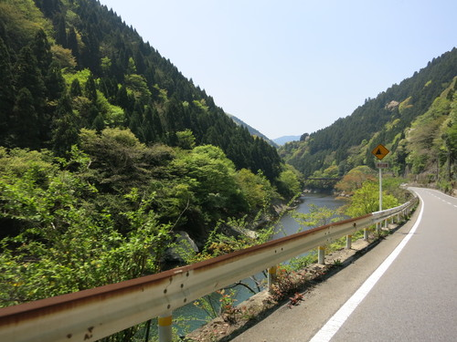 GW・近江さんぽ♪ ①新緑ドライブ_f0236260_22215687.jpg
