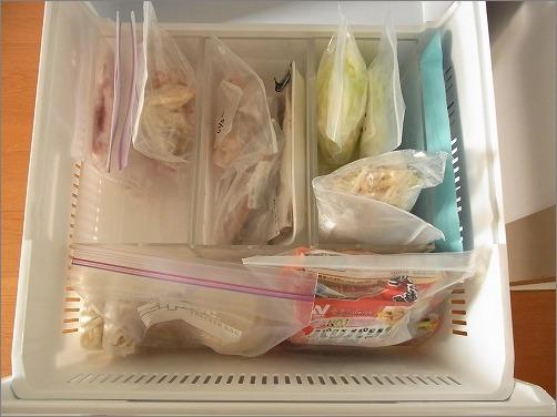 【 冷凍庫内は、在庫を「見渡せる化」する 】_c0199166_21242988.jpg