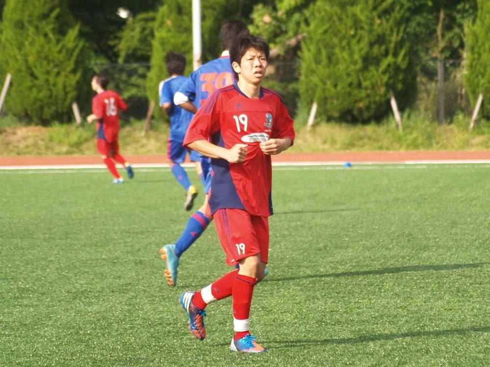 練習試合vs日本工学院_a0109270_1091626.jpg