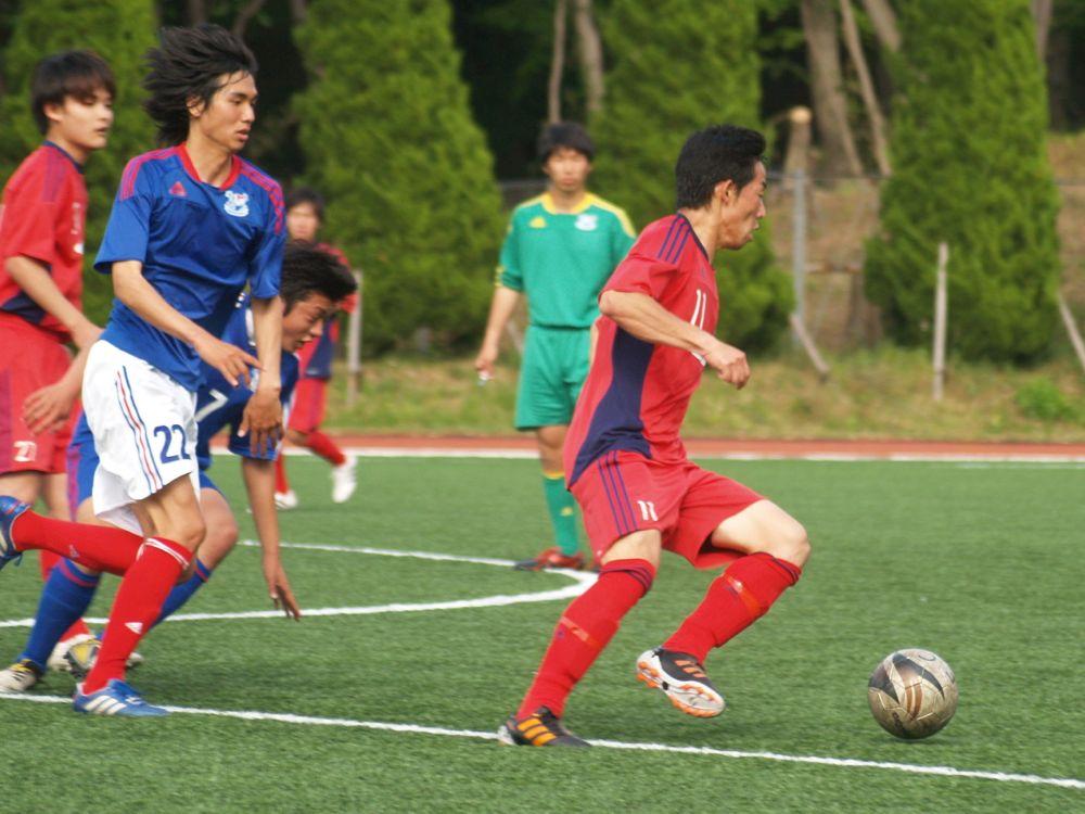 練習試合vs日本工学院_a0109270_1093542.jpg