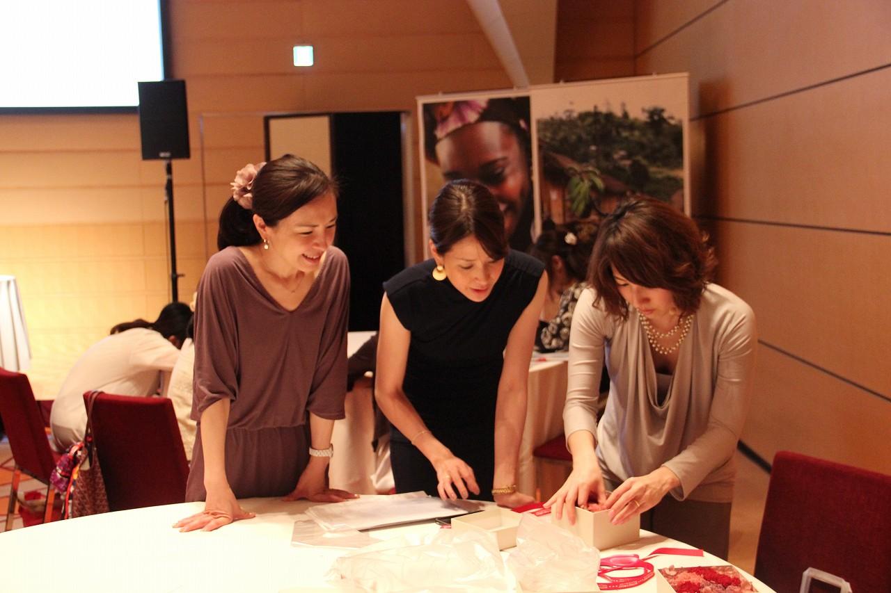 Lena\'s ×サロンドール合同企画イベント「母を想う女性を想う日」_c0212972_14241167.jpg