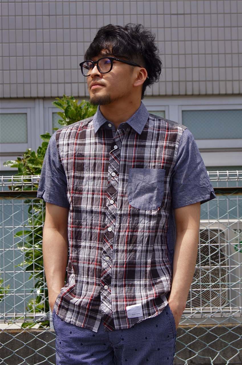 "DOGDAYS - MORE SALE ""S/S SHIRTS\"" selection!!  _f0020773_21102777.jpg"