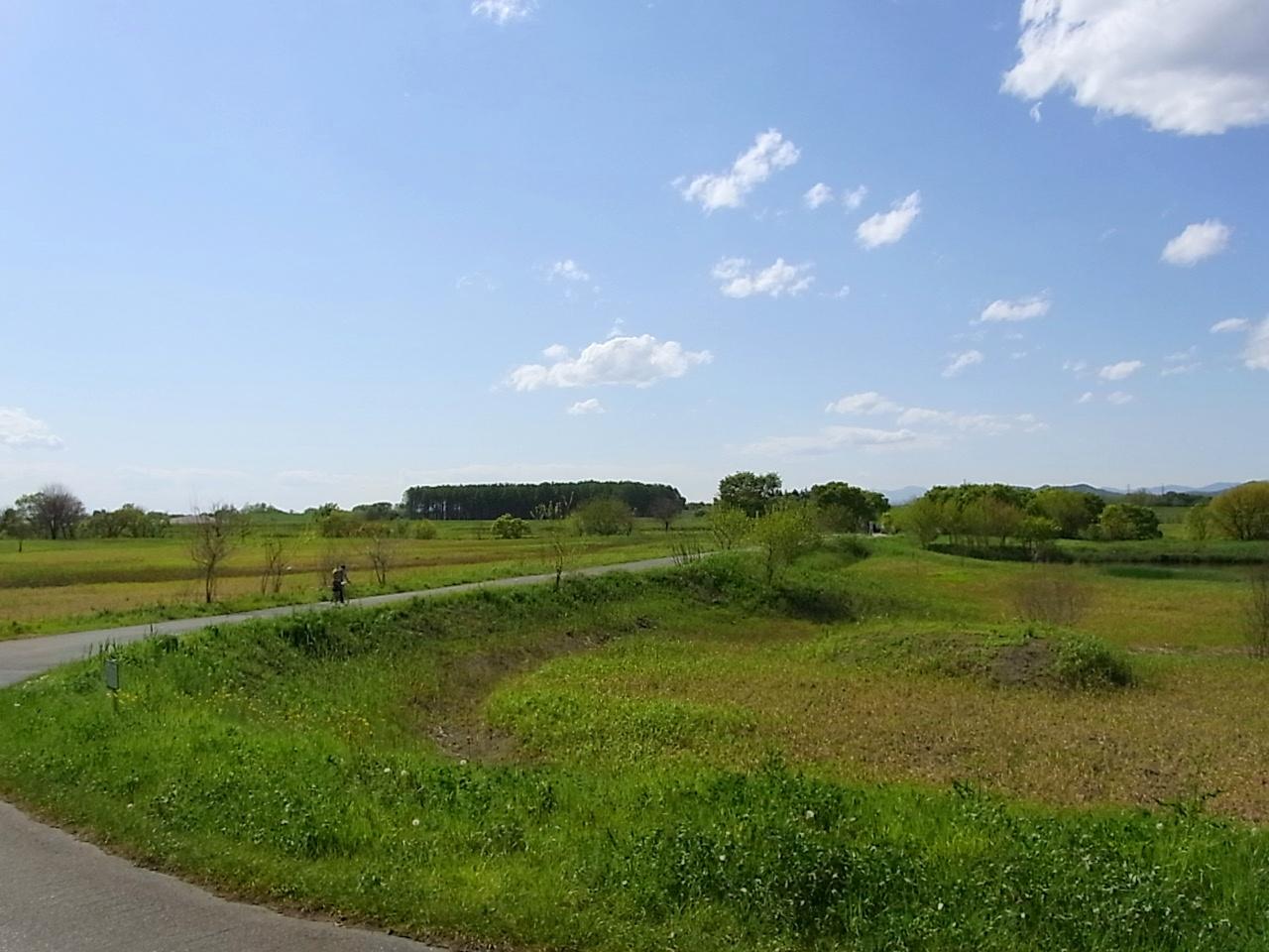 2013.5.2-3 北関東の川を繋ぐチャリ旅 day2(宇都宮-桐生120k)_b0219778_2334183.jpg