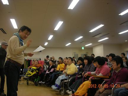 障害者の合唱団がNYで「歓喜の歌」を歌う、奇跡の第九コンサート!_c0050387_1517149.jpg