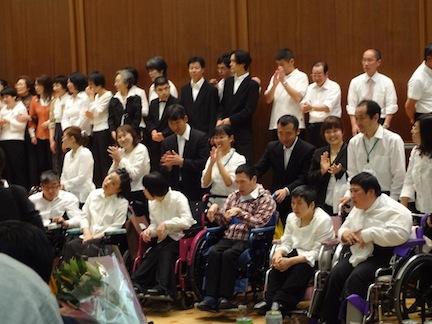 障害者の合唱団がNYで「歓喜の歌」を歌う、奇跡の第九コンサート!_c0050387_15211298.jpg