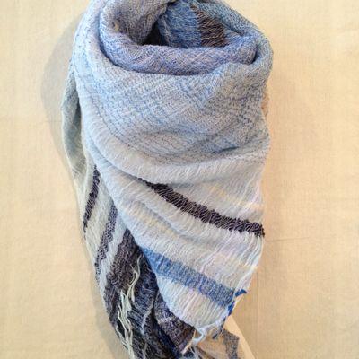 Big shawl ちょっとご紹介 ②_f0212293_16215267.jpg