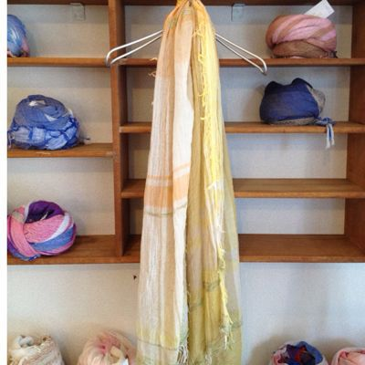 Big shawl ちょっとご紹介 ②_f0212293_9584993.jpg
