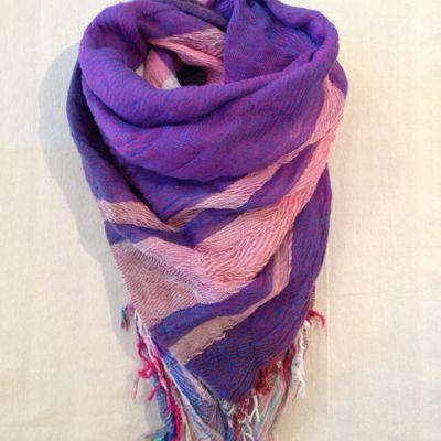 Big shawl ちょっとご紹介 ②_f0212293_9585319.jpg