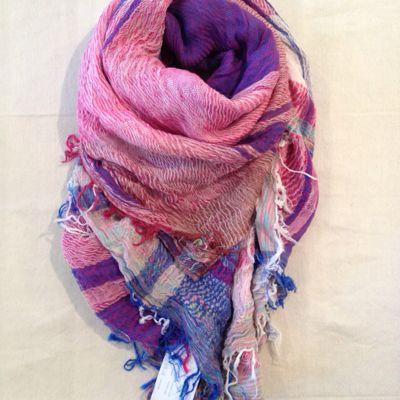Big shawl ちょっとご紹介 ②_f0212293_9585338.jpg
