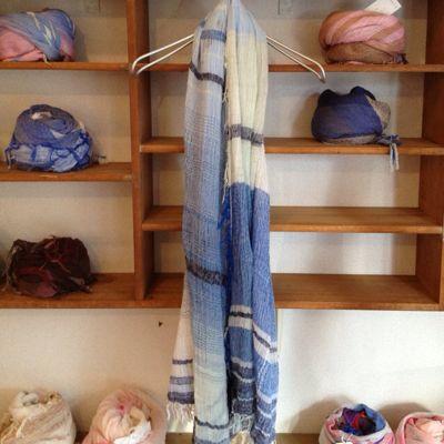 Big shawl ちょっとご紹介 ②_f0212293_9585923.jpg