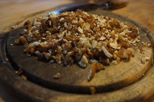 イワシのパスタのレシピです_f0106597_4285974.jpg
