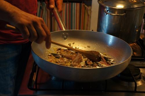 イワシのパスタのレシピです_f0106597_4441819.jpg