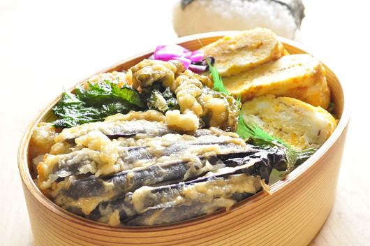 野菜天丼弁当_b0171098_914489.jpg