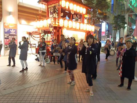 山鉾前演舞_b0074601_223040.jpg