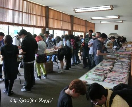墨西哥文庫大古本市 大盛況でした!_a0254243_0291780.jpg