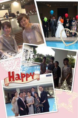 5月の花嫁 in クレアージュリゾート_f0140145_1132568.jpg