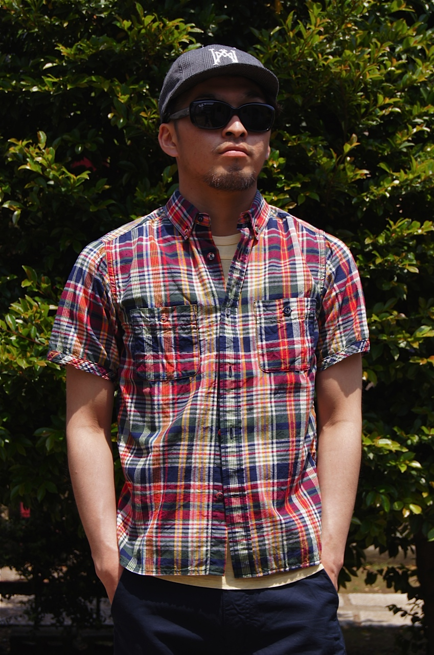 "DOGDAYS - MORE SALE ""S/S SHIRTS\"" selection!!  _f0020773_20422638.jpg"