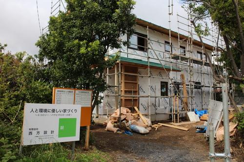 Q1住宅X-3寒川:中間検査_e0054299_11281589.jpg