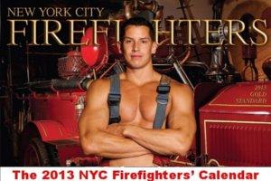 NYのタイムズ・スクエアで見かけた消防士さんの巨大看板_b0007805_023324.jpg