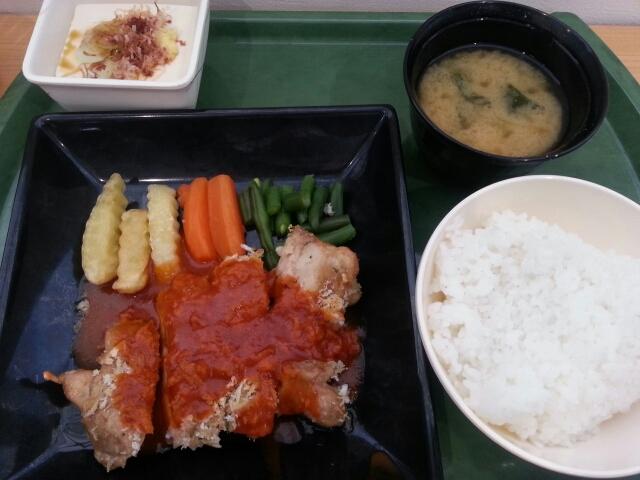 今日の昼食@会社Vol.314_b0042308_1232188.jpg