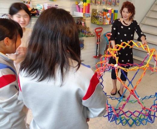 仙台市立柳生中学の修学旅行、生徒たちの訪問先ラングスジャパン_d0148223_231023100.jpg