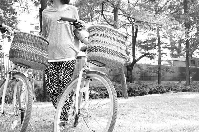 アロハロコ Asungtaba Bike Basket おしゃれカゴ バスケット_b0212032_21324258.jpg