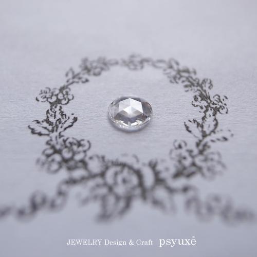 Rosecut Diamond ローズカットダイヤモンド_e0131432_1401143.jpg