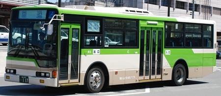 富山地方鉄道の新エアロスター_e0030537_195049.jpg