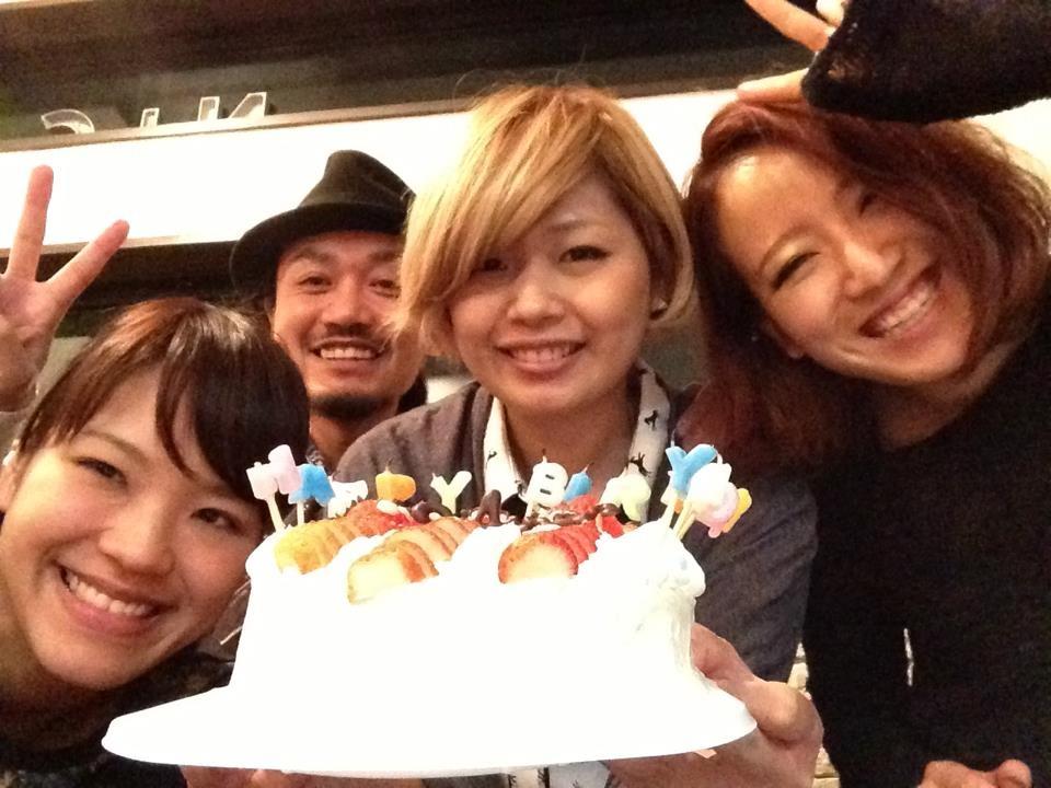 かな\'s BIRTHDAY PARTY_a0234454_18543070.jpg