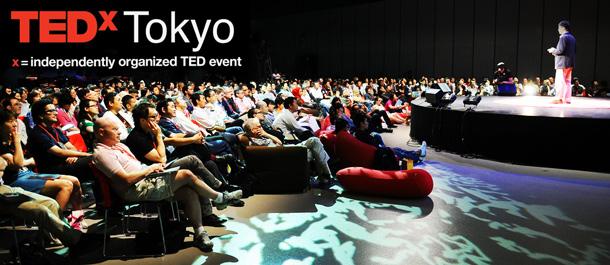 TED X TOKYO 2013 今年も熱い!_f0083294_0364713.jpg