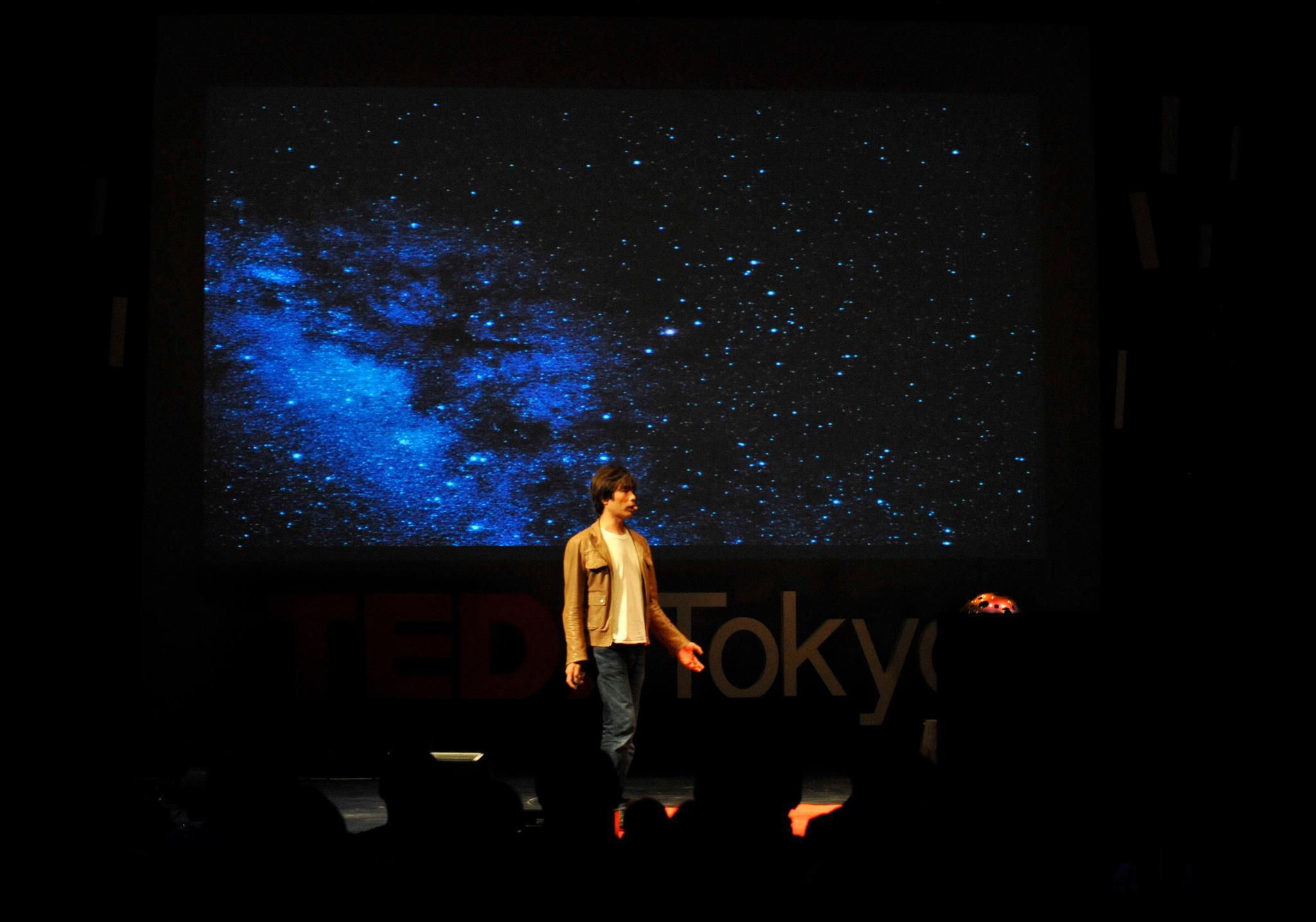 TED X TOKYO 2013 今年も熱い!_f0083294_046887.jpg