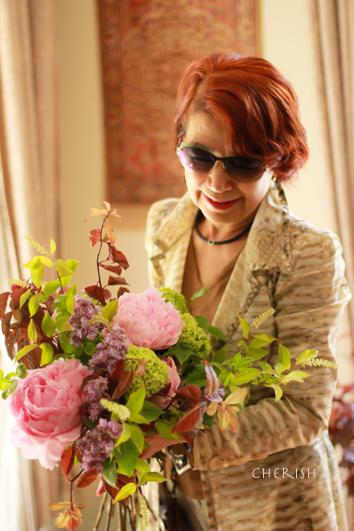 ファッションと花との相乗効果_b0208604_22102086.jpg