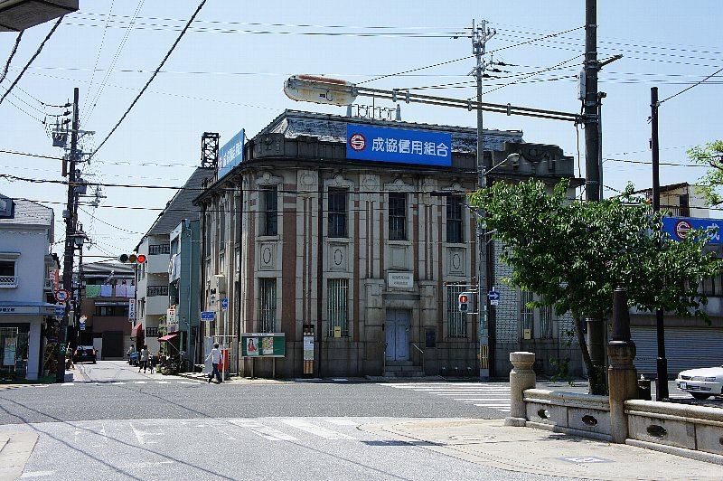 成協信用組合岸和田支店_c0112559_13112028.jpg