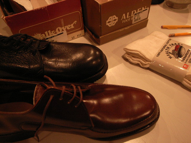 "\""This shoe is my treasure forever.\""ってこんなこと。_c0140560_11313055.jpg"