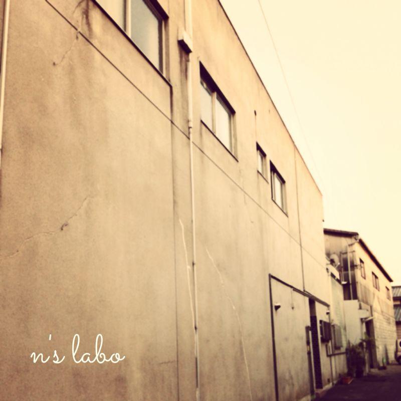 N\'s laboの壁が!_a0105872_264664.jpg