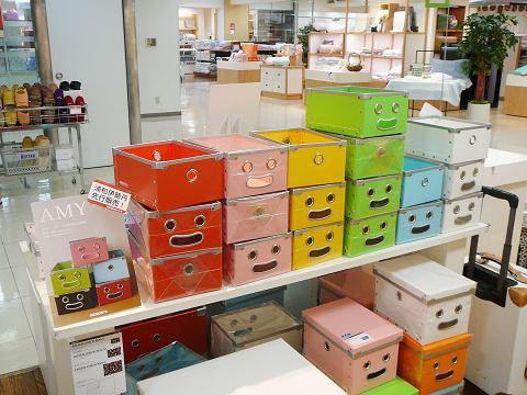 IREMONYA at 伊勢丹浦和店「グローバルグリーン」情報 vol.3_b0087378_163654.jpg