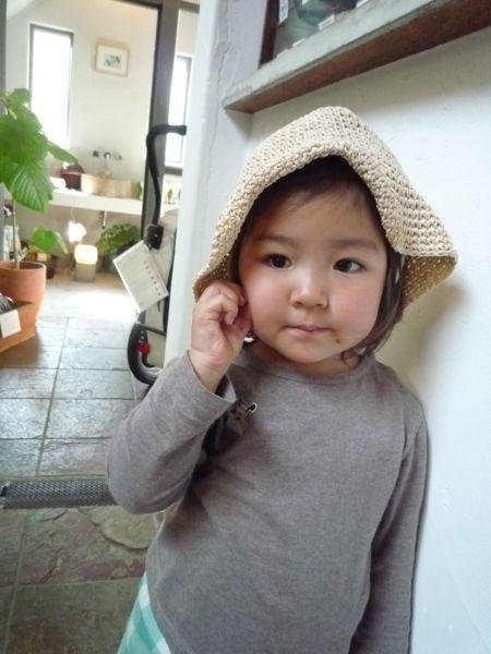 可愛い子が遊びに来てくれました…!_d0266681_051335.jpg