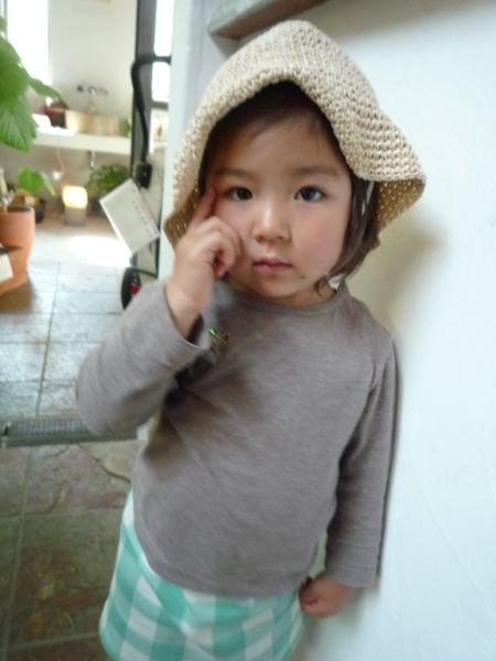 可愛い子が遊びに来てくれました…!_d0266681_054297.jpg