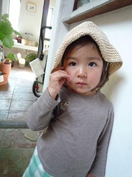 可愛い子が遊びに来てくれました…!_d0266681_055580.jpg